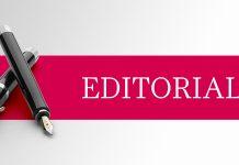 editorial en primera persona