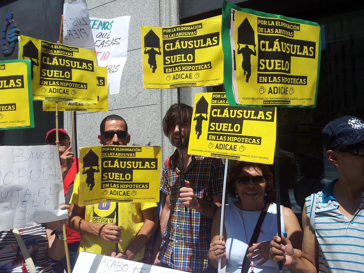Hipotecas conozca el real decreto de las clausulas suelo for Decreto clausula suelo